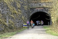 >Cressbrook Tunnel on the Monsal Trail by Rod Johnson