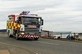 >Fire Appliance On A Call, Saltburn by Rod Johnson