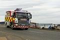 >Fire Appliance On A Call, Saltburn by Rod Johnson