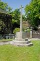>War Memorial, Alstonefield by Rod Johnson