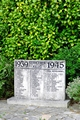 >War Memorial Tablet, Shanklin by Rod Johnson