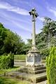 >War Memorial, Barton under Needwood by Rod Johnson