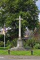 >War Memorial, Bembridge by Rod Johnson