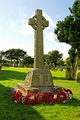 >War Memorial, Chale, Isle of Wight by Rod Johnson