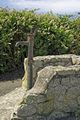 >Old Water Pump at Lizard, Cornwall by Rod Johnson