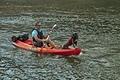 >Kayaking Buddies, Stratford by Rod Johnson