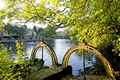 >Bakewell Weir Sluice Gates by Rod Johnson