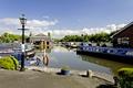 >Shobnall Marina, Burton on Trent by Rod Johnson