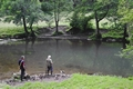 >Fly Fishing at Upperdale by Rod Johnson