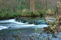 >Woodland Weir, Dovedale by Rod Johnson