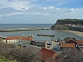 >Whitby Lower Harbour by Rod Johnson