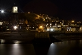 >Whitby East Cliff By Night by Rod Johnson