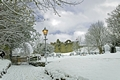 >St Mary's Churchyard, Tutbury by Rod Johnson