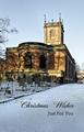 >Card - St Modwen's Church, Burton - in the Snow by Rod Johnson