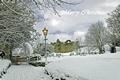 >Card - St Mary's Churchyard, Tutbury by Rod Johnson